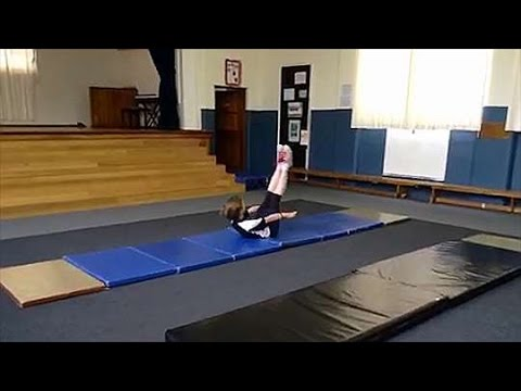<p>Demonstration: Gymnastics</p>