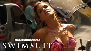 getlinkyoutube.com-Daniella Sarahyba's Shoot In Italy | Sports Illustrated Swimsuit