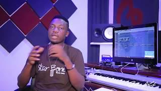 Dream Mswazi - SAWA (Studio  Session)