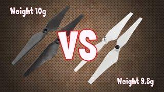getlinkyoutube.com-Propeller Test: Carbon VS DJI Plastic