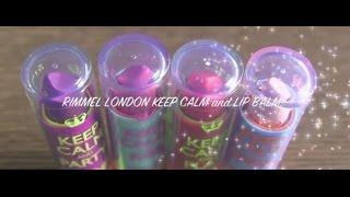 getlinkyoutube.com-RIMMEL LONDON KEEP CALM and BALM