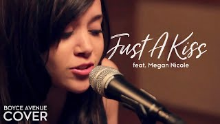 getlinkyoutube.com-Lady Antebellum - Just A Kiss (Boyce Avenue feat. Megan Nicole acoustic cover) on Apple & Spotify