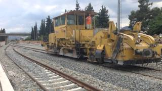 getlinkyoutube.com-Εργασίες γραμμής στον Σ.Σ Τιθορεας 6.6.2015
