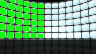 Video Wall Background Animation