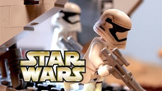 getlinkyoutube.com-LEGO Star Wars The Force Awakens 1 -  Jakku