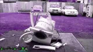 getlinkyoutube.com-Washing Machine Dancing Psy-Trance
