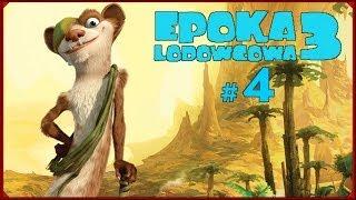 getlinkyoutube.com-Zagrajmy w Epoka Lodowcowa 3 Era Dinozaurów #4 - Buck i bossowie!