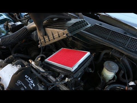 Honda Civic - Air Filter Replacement