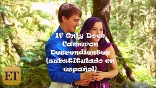 getlinkyoutube.com-Dove Cameron If only subtitulada en español
