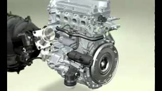 car engine assembly and operation