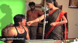 getlinkyoutube.com-Aadhavan Movie Making - Surya's Childhood Scenes - KS Ravikumar, Nayanatara