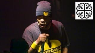 Method Man dédicace Soprano à montréal