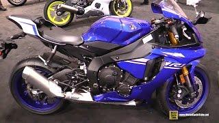 2017 Yamaha R1 - Walkaround - 2017 Toronto Motorcycle Show