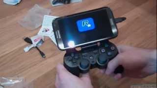 getlinkyoutube.com-GameKlip unboxing, installation, and quick review (with the Galaxy Note 2)