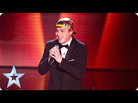 Can Craig's Wrecking Ball of impressions win the final? | Grand Final | Britain's Got Talent 2016