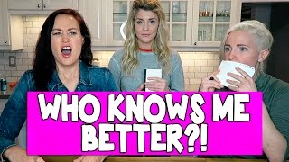 getlinkyoutube.com-WHICH BFF KNOWS ME BETTER (ft HANNAH & MAMRIE) // Grace Helbig