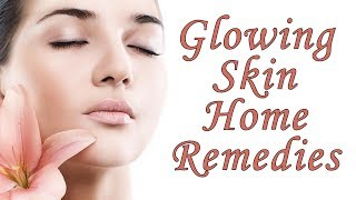 getlinkyoutube.com-Face Care Tips | 05 Simple Home Remedies for Glowing Skin Naturally|Pimples,Dark Circles, Dark Lips,