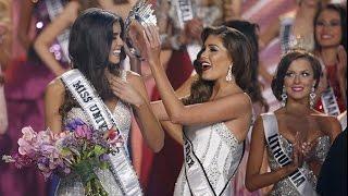 Final del Miss Universo 2015
