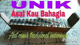 Asal Kau Bahagia - Armada (Cover with alat musik tradisional)
