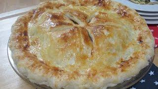 アメリカン・アップルパイの作り方 - えりの食の世界 - eriFW.com Official Youtube Channel
