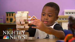 getlinkyoutube.com-One Year Later, Zion Harvey Embraces Life With Transplanted Hands | NBC Nightly News
