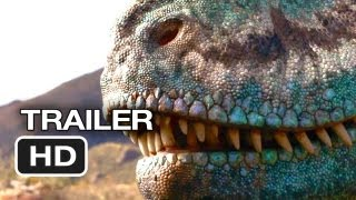 getlinkyoutube.com-Walking With Dinosaurs 3D Official Trailer #1 (2013) - CGI Movie HD