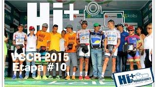 Vuelta a Costa Rica 2015 Etapa#10 P. Z. - Paraiso