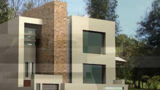 getlinkyoutube.com-Casa Contemporanea Tipo Medio Residencial