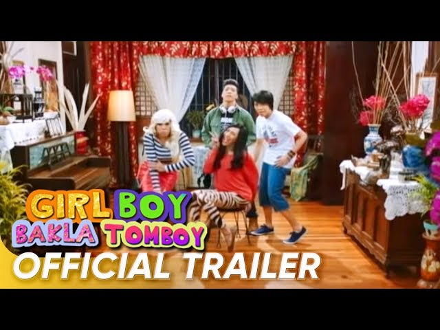 Girl Boy Bakla Tomboy (English Subtitle)