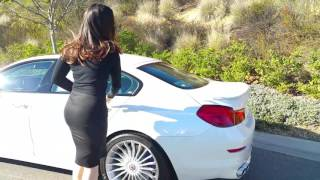 getlinkyoutube.com-New BMW Alpina B6 / Exhaust Sound / 0 to 60 MPH in 3.6 sec. / BMW Review