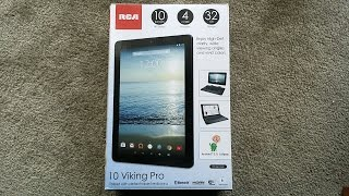 getlinkyoutube.com-RCA 10 Viking Pro Unboxing & First Impressions
