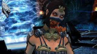 getlinkyoutube.com-Mortal Kombat X Mobile - Final BOSS Assassin Kitana. Selfie Fatality [HD/HQ 60fps; Android/iOS]