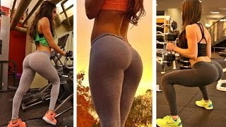 getlinkyoutube.com-Instagram's Most Famous Butt: Meet Jen Selter