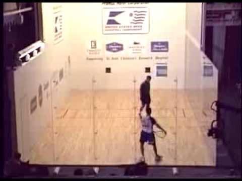 1997 Promus US Open Semifinal: Swain vs Roberts
