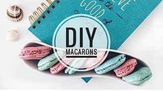 getlinkyoutube.com-Kako napraviti macaronse? | Ana Gligorijevic