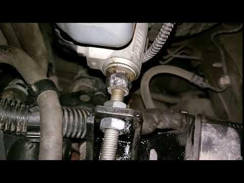 Ход ГТЦ VW Polo Sedan c упором ГТЦ за колхоженного!