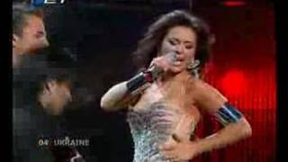 getlinkyoutube.com-UKRAINE EUROVISION 2008 - ANI LORAK - SHADY LADY - HQ