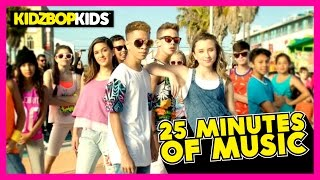 getlinkyoutube.com-KIDZ BOP Kids - Uptown Funk, GDFR, Sugar, & other top KIDZ BOP songs [25 minutes]