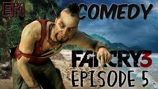 getlinkyoutube.com-Far Cry 3 - First Vaas Encounter.. Or Is It Second?