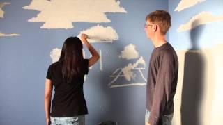 getlinkyoutube.com-Dimi Paints a Cloud with Mural Joe