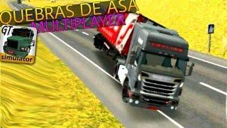 getlinkyoutube.com-Grand Truck Simulator - QUEBRAS DE ASA BRUTAS NO MULTIPLAYER