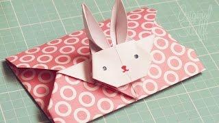 getlinkyoutube.com-Carta de Conejito :3 [Origami] - Original Stuff