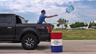 Water Bottle Flip Edition | Dude Perfect width=