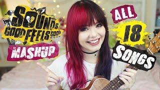 getlinkyoutube.com-5SOS Sounds Good Feels Good Album MASHUP - ALL 18 Songs! - Alycia Marie