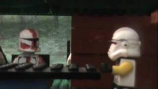getlinkyoutube.com-Lego Star Wars The Clone Wars: Defense of Kashyyyk