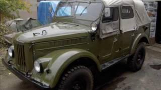 getlinkyoutube.com-Gaz 69 A  history of restoration