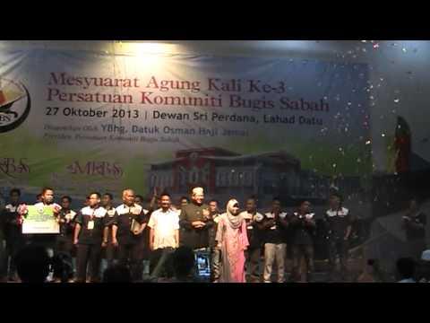 Persatuan Komuniti Bugis Sabah (PKBS) - 26/10/2013