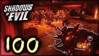 getlinkyoutube.com-بلاك اوبس 3 - أول عربي يوصل راوند 100 | Shadows of Evil Round 100