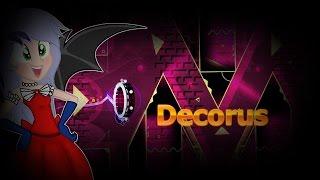Geometry Dash Decorus By F3lixsram 6*