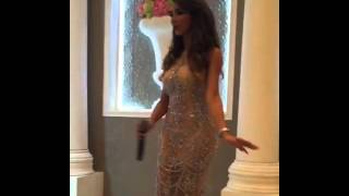 getlinkyoutube.com-فضيحة دنيا باطما وهي ترقص عارية ليلة رأس السنة 2016